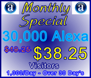 350x300_Alexa_Monthly_30,000_38.25usd: Sales Support Special Offer Banner Link