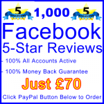 db-B2B-UK 1,000 FB 5-Star Reviews 70GBP