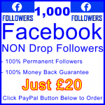 db-B2B-UK 1,000 FB Followers 20GBP