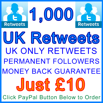 db-B2B-UK 1,000_UK_Retweets_10_gbp: Service Type Sales Support Banner