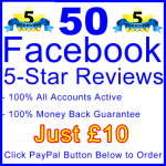 db-B2B-UK 50 FB 5-Star Reviews 10GBP