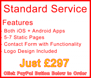 db-B2B-UK_Apps_Standard_297GBP: Sales Support Information Banner