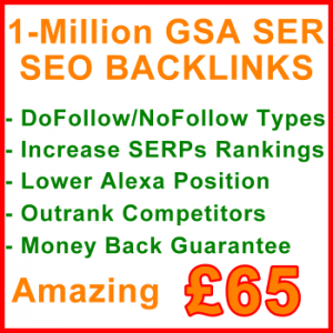 db-B2B-UK 1-Million Backlinks 65GBP: Visitor Sales Support Banner