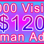 Adult 50,000 Visitors $120