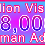 Adult 5million Visitors $8000