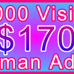 Adult 75,000 Visitors $170