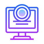 Image Website Related Fiverr Icon