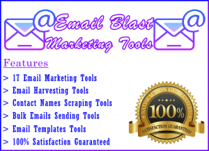 Ste-B-B2B Tools Email Blast Banner: Visitor Sales Information Support Bannerr