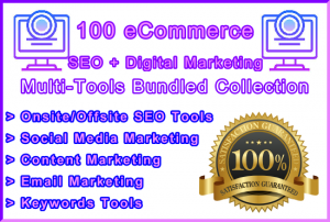 Ste-B-B2B Tools 100 SEO Tools Banner: Visitor Sales Information Support Banner
