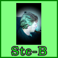 Ste-B Special Green Border 150x150: About Page Company Founders Profile Pic Visitor Information Support Banner