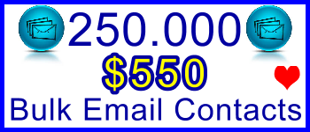 350x100 250,000 Emails 270usd: Client Signup & Sales Support Banner Link
