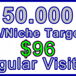 Ste-B-B2B Regular Visitors 50,000 $96