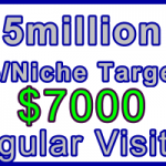 Ste-B-B2B Regular Visitors 5million $7000