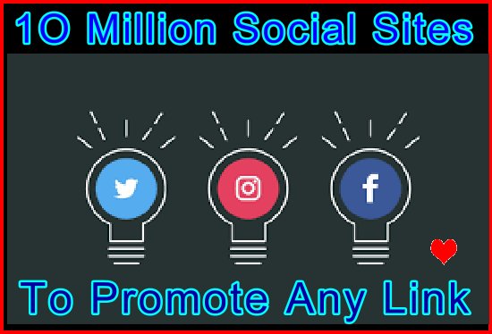 Fiverr SEOClerks 10 Million Social Sites: Visitor Sales Support Information Banner