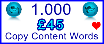 Ste-B-B2B 1000 Words Copy £45: Visitor Sales Support Information Banner