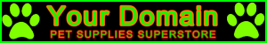 Ste-B2B Dropship Pet Supplies Your Domain - Visitor Support Banner