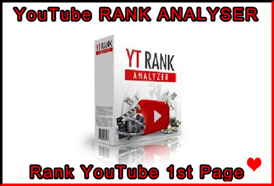 Fiverr SEOClerks YT Rank Analyzer Tools Banner 550X374