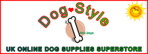 Dog-Style Bone Logo - Visitor Homepage Navigation Support Logo Banner