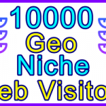 Ste-B2B Web Visitors 10000 Visitor Sales Banner Information Support Banner