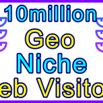 Ste-B2B Web Visitors 10million Visitor Sales Banner Information Support Banner
