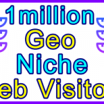 Ste-B2B Web Visitors 1million Visitor Sales Banner Information Support Banner
