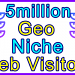 Ste-B2B Web Visitors 5million Visitor Sales Banner Information Support Banner