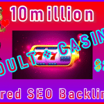 SEOClerks Adult + Casino Backlinks 10million $295