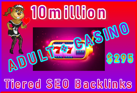 Ste-B2B Adult-Casino 10million Backlinks - Visitor Order Support Information Banner