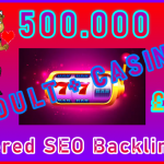 SEOClerks Adult + Casino Backlinks 500k £55