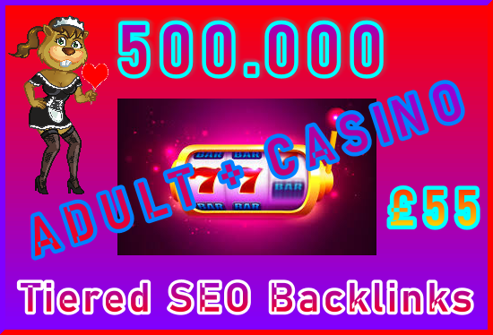 Ste-B2B Adult-Casino 500.000 Backlinks - Visitor Order Support Information Banner
